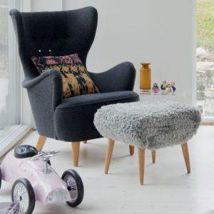 Craquez pour le fauteuil  oreilles – Decolya
