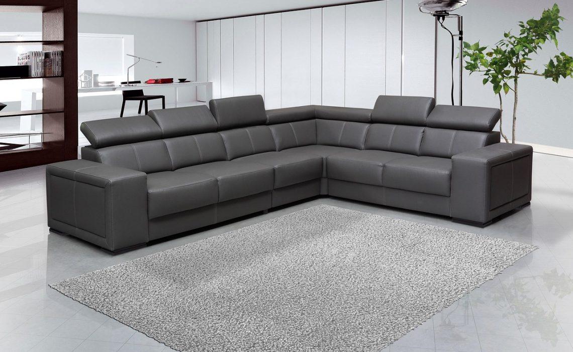 Le canapé d'angle